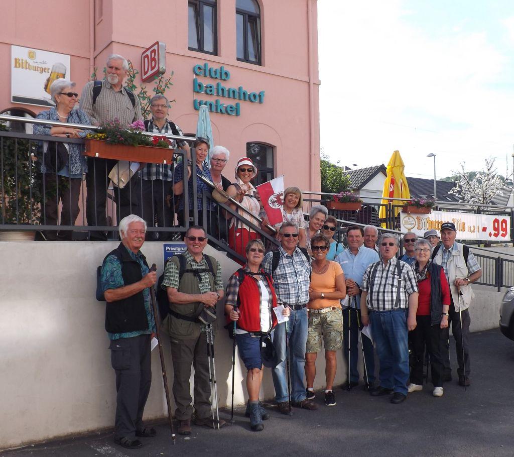 Wallfahrt nach Bruchhausen 2017